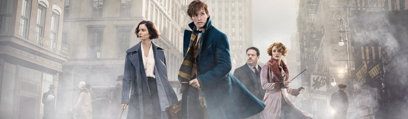 fantastic beasts and where to find them - a review
