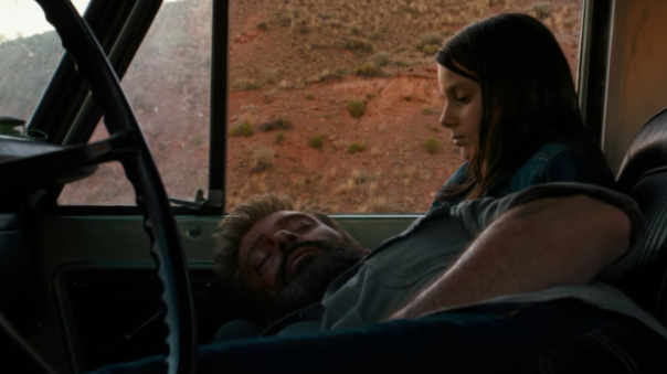 reviewing logan