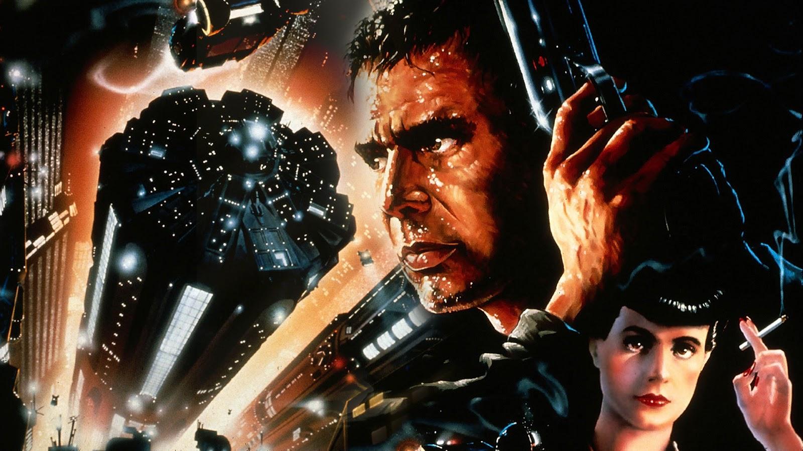Blade Runner: First we discuss the original