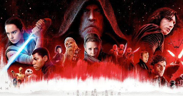 The Last Jedi: A review for which I can't think of a good name for