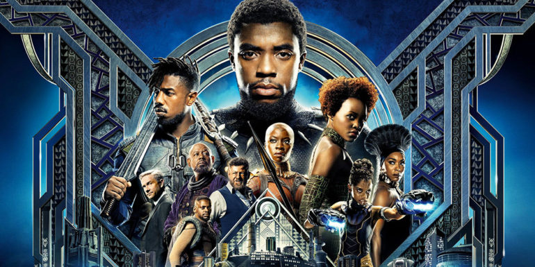 Black Panther: the worst part was Martin Freemans American accent